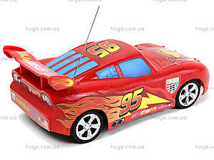 Машина на радиоуправлении «Тачки», для детей, RJ880, купить