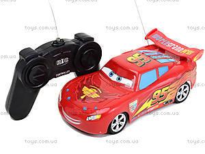 Машина на радиоуправлении «Тачки», для детей, RJ880, детские игрушки
