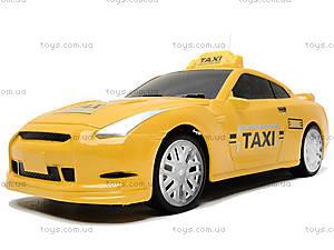 Детская радиоуправляемая машина «Такси», 889A-7, отзывы
