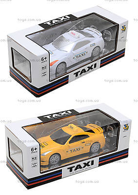 Детская радиоуправляемая машина «Такси», 889A-7