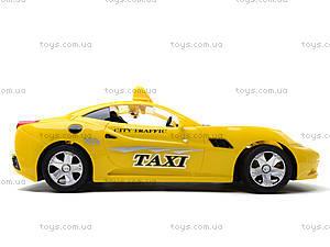 Радиоуправляемая машина «Такси», TF168-1, отзывы