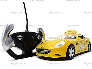 Радиоуправляемая машина «Такси», TF168-1, игрушки