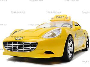 Радиоуправляемая машина «Такси», TF168-1, магазин игрушек
