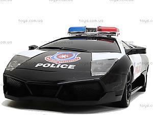 Игрушечная машина на радиоуправлении «Полиция», RD320-A, купить