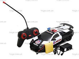 Игрушечная машина на радиоуправлении «Полиция», RD320-A, фото