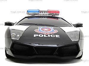 Игрушечная машина на радиоуправлении «Полиция», RD320-A, отзывы