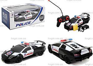 Игрушечная машина на радиоуправлении «Полиция», RD320-A