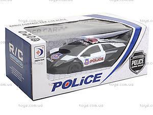 Игрушечная машина на радиоуправлении «Полиция», RD320-A, цена