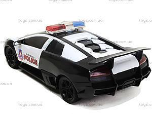 Игрушечная машина на радиоуправлении «Полиция», RD320-A, игрушки