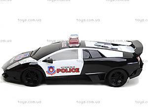 Игрушечная машина на радиоуправлении «Полиция», RD320-A, детские игрушки