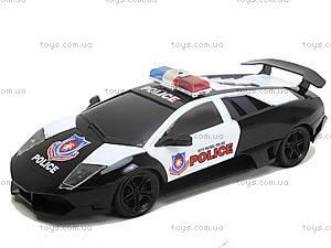 Игрушечная машина на радиоуправлении «Полиция», RD320-A, магазин игрушек