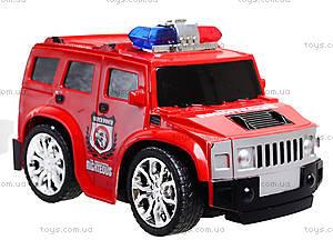 Машина на радиоуправлении «Служебная», 666-20A, игрушки