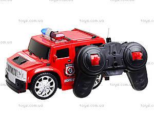 Машина на радиоуправлении «Служебная», 666-20A, магазин игрушек