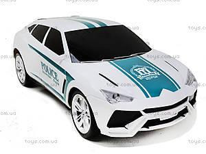 Машина на радиоуправлении Police Car, 3699-AE5, фото