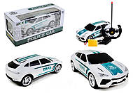 Машина на радиоуправлении Police Car, 3699-AE5