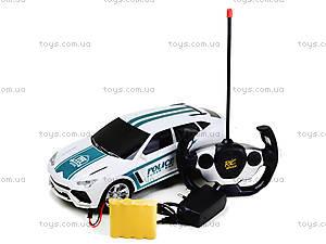 Машина на радиоуправлении Police Car, 3699-AE5, цена