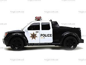 Детская машина на радиоуправлении «Полиция», 7M-331333335339, купить