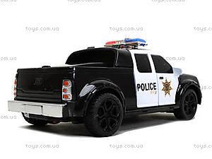 Детская машина на радиоуправлении «Полиция», 7M-331333335339, отзывы