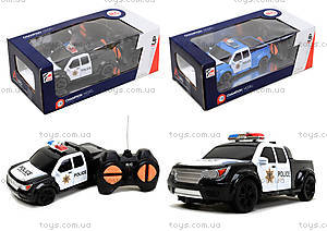 Детская машина на радиоуправлении «Полиция», 7M-331333335339