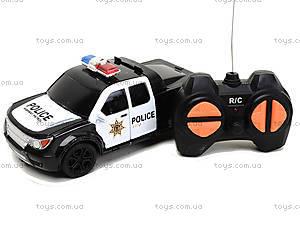 Детская машина на радиоуправлении «Полиция», 7M-331333335339, цена