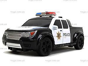 Детская машина на радиоуправлении «Полиция», 7M-331333335339, игрушки