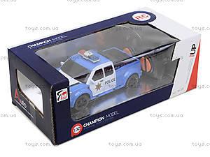 Детская машина на радиоуправлении «Полиция», 7M-331333335339, детские игрушки
