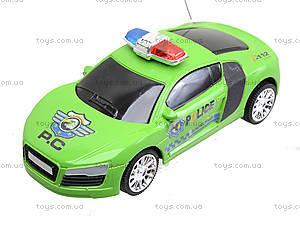 Радиоуправляемая машинка детская «Полиция», 333-3, купить