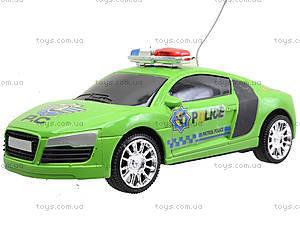 Радиоуправляемая машинка детская «Полиция», 333-3, цена