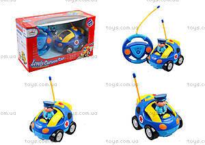 Радиоуправляемая машинка для ребенка, 6601