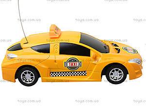 Машинка на радиоуправлении «Такси», 3382-10, детские игрушки
