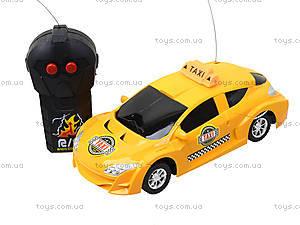 Машинка на радиоуправлении «Такси», 3382-10, магазин игрушек