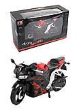 Мотоцикл на р/у, 8897-200, toys.com.ua