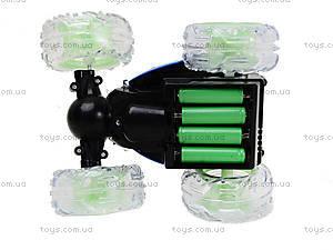 Радиоуправляемый перевертыш с музыкой и светом, 9808M-FR, фото