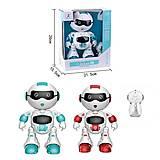 Робот на радиоуправлении 2 цвета (танцует, озвучен на англ), 99333-2, отзывы