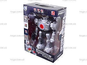 Детский робот на радиоуправлении «Космический десант», TY713B, отзывы