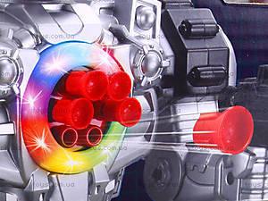 Детский робот на радиоуправлении «Космический десант», TY713B, цена