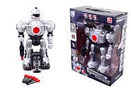 Детский робот на радиоуправлении «Космический десант», TY713B, купить