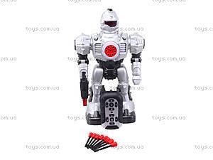 Детский робот на радиоуправлении «Космический десант», TY713B, игрушки