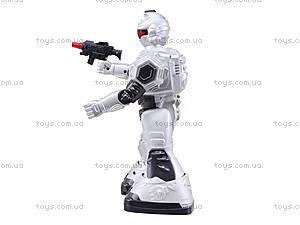 Детский робот на радиоуправлении «Космический десант», TY713B, детские игрушки