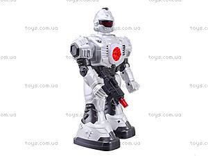 Детский робот на радиоуправлении «Космический десант», TY713B, toys.com.ua