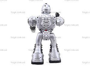 Детский робот на радиоуправлении «Космический десант», TY713B, іграшки