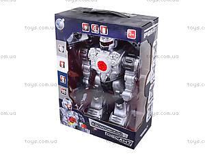 Детский радиоуправляемый робот «Космический десант», TY712B, toys