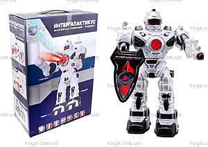 Робот для детей на радиоуправлении «Космический десант», TT711R