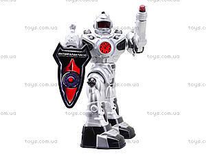Робот для детей на радиоуправлении «Космический десант», TT711R, игрушки