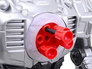 Робот для детей на радиоуправлении «Космический десант», TT711R, toys.com.ua