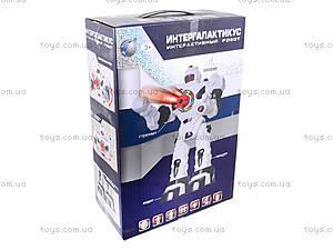 Робот для детей на радиоуправлении «Космический десант», TT711R, toys