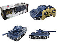 Игрушечный танк на радиоуправлении, 369-34, отзывы
