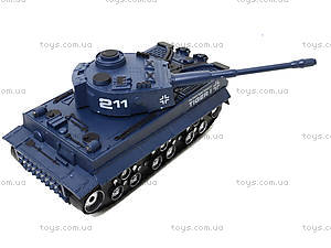 Игрушечный танк на радиоуправлении, 369-34, детские игрушки