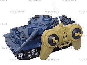 Игрушечный танк на радиоуправлении, 369-34, toys.com.ua