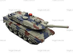 Детский танк на радиоуправлении, 788-2, игрушки